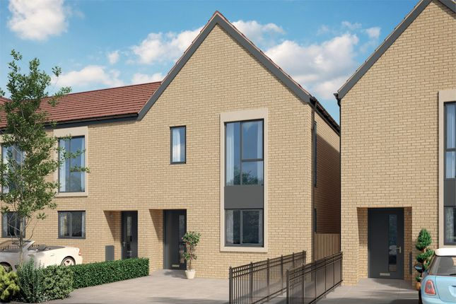 Thumbnail End terrace house for sale in Bramble Way, Combe Down, Bath, Somerset