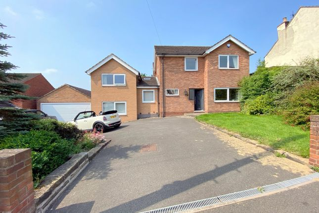 5 bed detached house for sale in Church Street, Waingroves, Ripley DE5