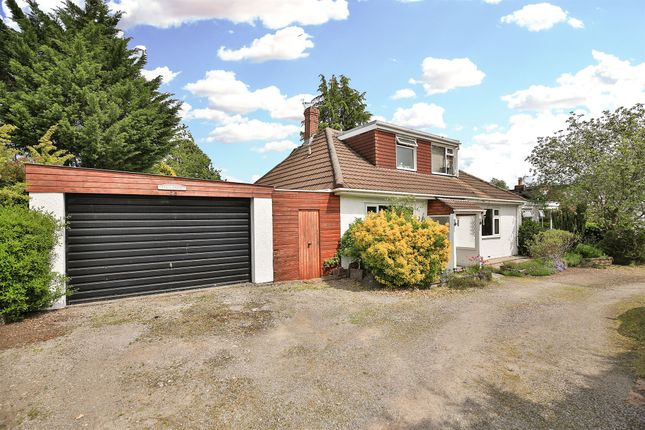 Thumbnail Detached bungalow for sale in Heol Y Deri, Rhiwbina, Cardiff