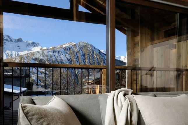 Wonderful Views of Saint Martin De Belleville, Savoie, France