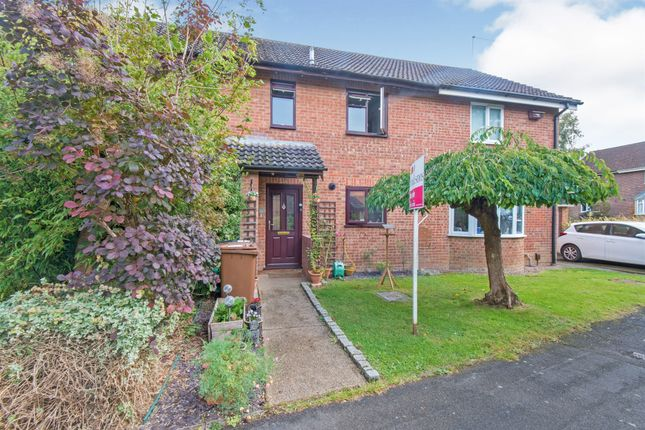 Thumbnail Terraced house for sale in Launcelyn Close, North Baddesley, Southampton