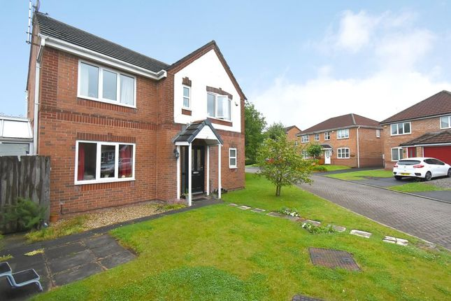 Thumbnail Detached house for sale in Millwood Close, Blackburn