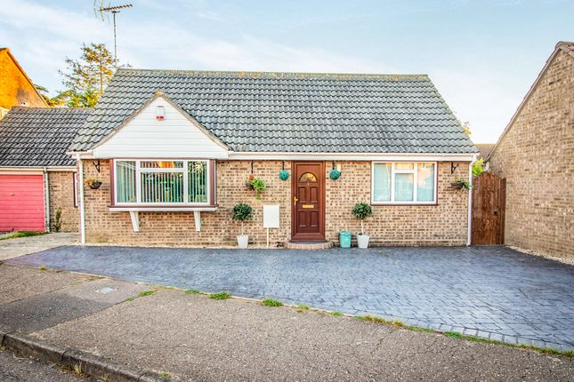 Thumbnail Detached bungalow for sale in Alexandra Drive, Wivenhoe, Colchester