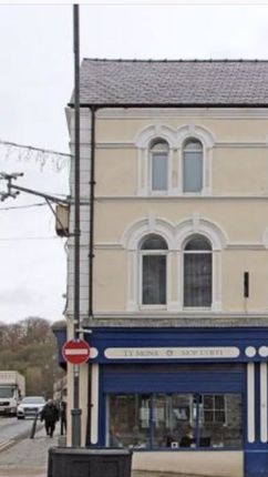 Thumbnail Flat for sale in Church Street, Llangefni