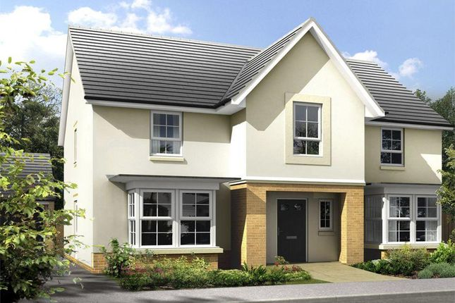"Thumbnail Detached house for sale in ""Langholm"" at Merchiston Oval, Brookfield, Johnstone"