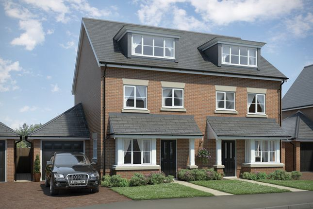 """Thumbnail Property for sale in """"The Darwin"""" at Brook Close, Storrington, Pulborough"""