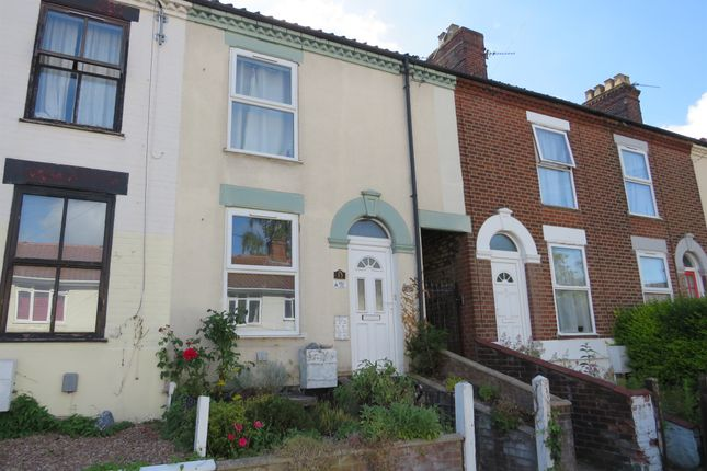 Terraced house for sale in Temple Road, Norwich