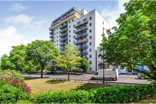 Thumbnail Flat for sale in 4 Sutton Park Road, Sutton