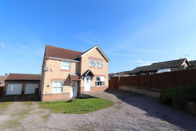 Thumbnail Semi-detached house for sale in Nursery Drive, Bolsover, Chesterfield