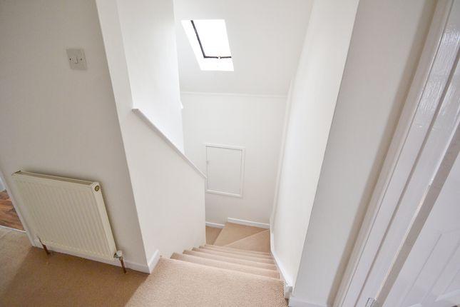 Hallway of 52 Headland Park, North Hill, Plymouth PL4