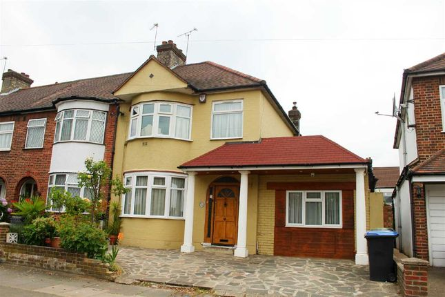 Thumbnail Semi-detached house for sale in Derwent Avenue, London