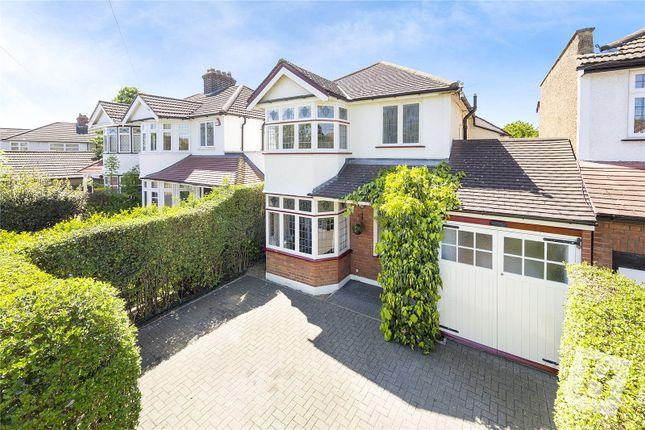 Thumbnail Detached house for sale in Pemberton Avenue, Gidea Park
