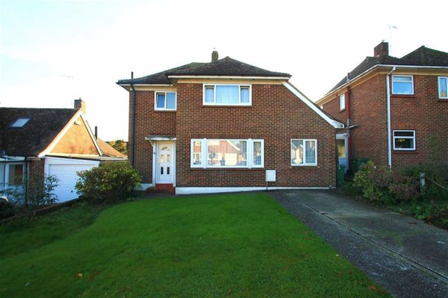 Thumbnail Detached house for sale in Gillsmans Drive, St Leonards-On-Sea, East Sussex