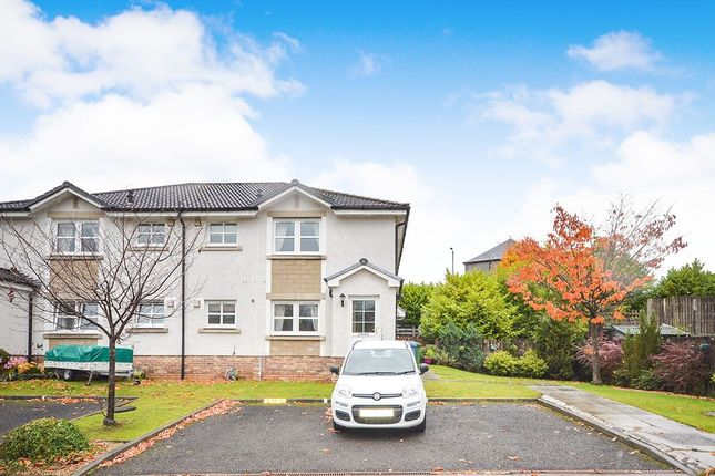 Thumbnail Flat to rent in Hetherington Drive, Clackmannan
