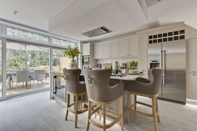 Thumbnail Terraced house for sale in St. Georges Avenue, Weybridge, Surrey