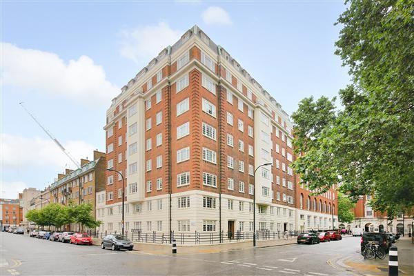Thumbnail Flat for sale in Tavistock Court, Tavistock Square, London