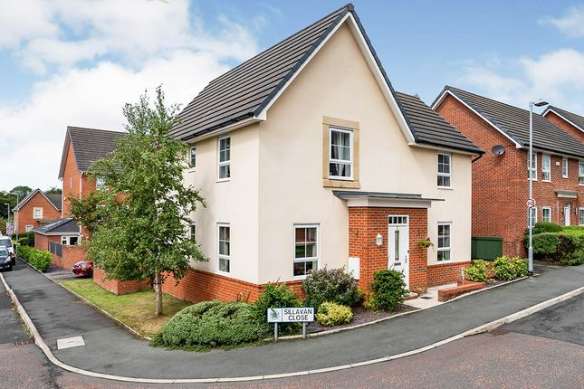 Thumbnail Detached house for sale in Sillavan Close, Pendlebury, Swinton, Manchester