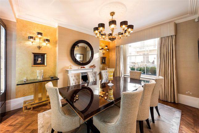5 bed terraced house for sale in Eaton Terrace, Belgravia, London