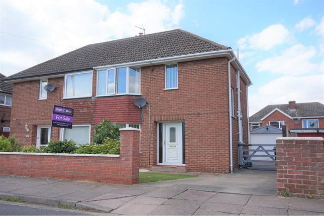 Thumbnail Semi-detached house for sale in Emfield Road, Scartho