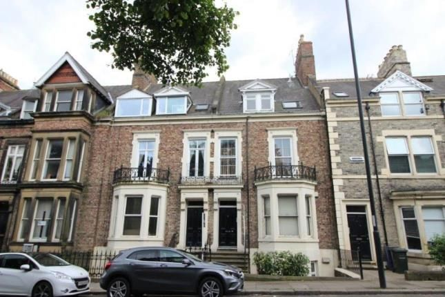 Thumbnail Flat for sale in Claremont Terrace, Spital Tongues, Newcastle Upon Tyne