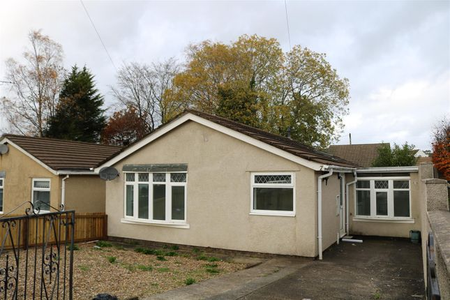 Thumbnail Detached bungalow for sale in Gardd Jolyon, Blackwood