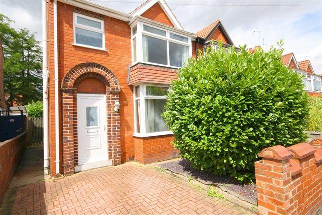 3 bed semi-detached house for sale in Jubilee Road, Retford, Nottinghamshire