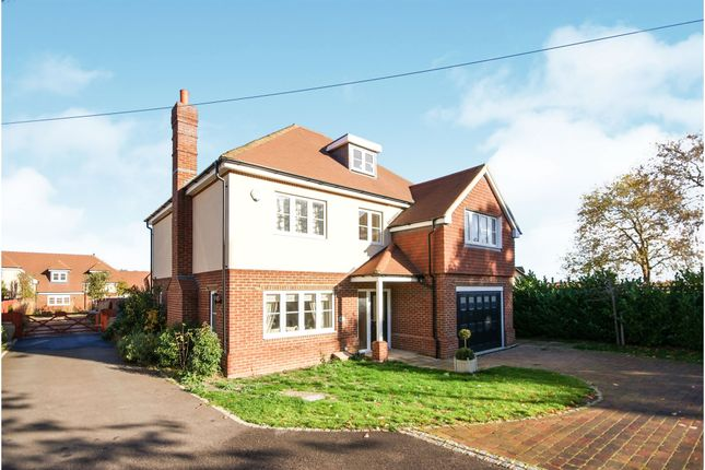 Thumbnail Detached house for sale in Bromham Road, Biddenham, Bedford