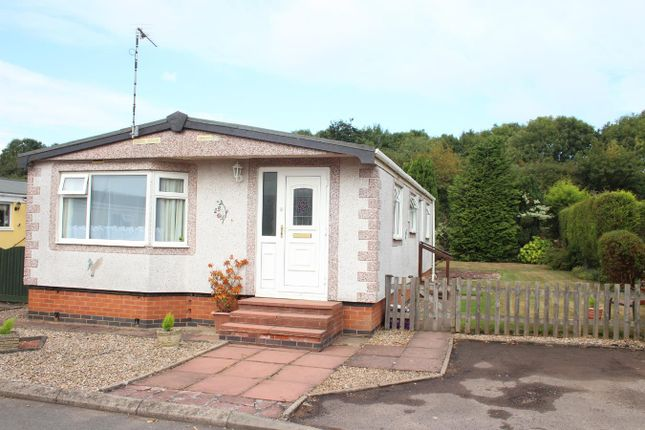 Thumbnail Detached bungalow for sale in Springfield Park, Wykin Road, Hinckley