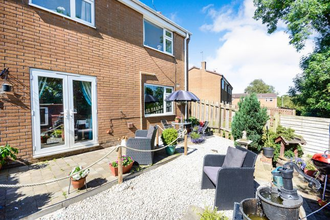 Thumbnail End terrace house for sale in Cowsell Drive, Danesmoor, Chesterfield
