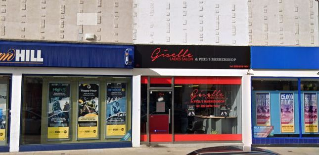 Thumbnail Commercial property to let in High Street, Whitton, Twickenham