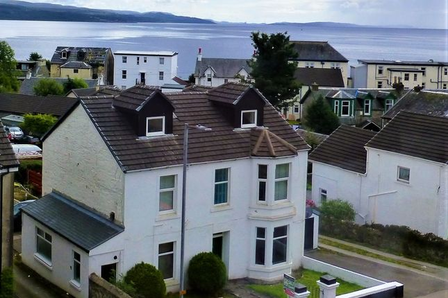 Thumbnail Flat for sale in 22 Wellington Street, Dunoon