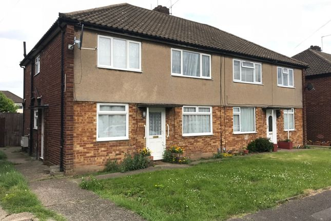 Thumbnail Maisonette for sale in Holmbridge Gardes, Enfield