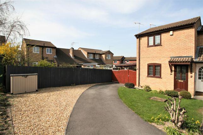 Thumbnail End terrace house for sale in Farndale Avenue, Walton, Chesterfield