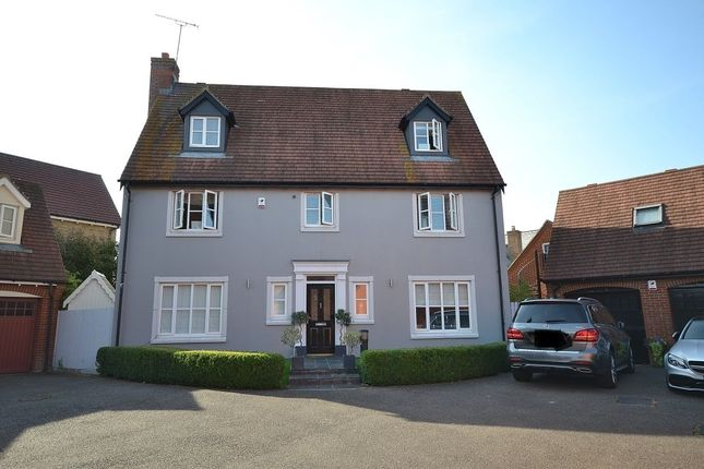 Thumbnail Detached house for sale in Worrin Road, Flitch Green, Dunmow