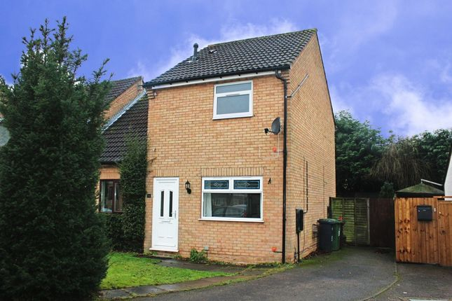 Thumbnail End terrace house to rent in Crimscote Close, Shirley, Solihull
