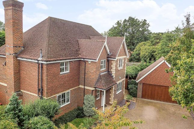 Detached house for sale in Burton Drive, Wood Street Village