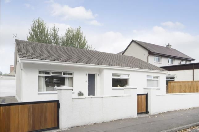 Thumbnail Bungalow for sale in Tuphall Road, Hamilton, South Lanarkshire