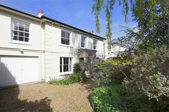 Thumbnail Detached house for sale in Belmont Road, Twickenham