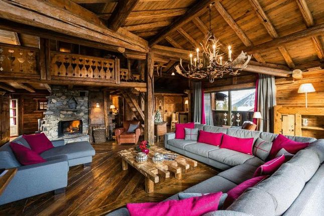 Thumbnail Chalet for sale in Courchevel - 2 Connected Chalets, Three Valleys, Courchevel