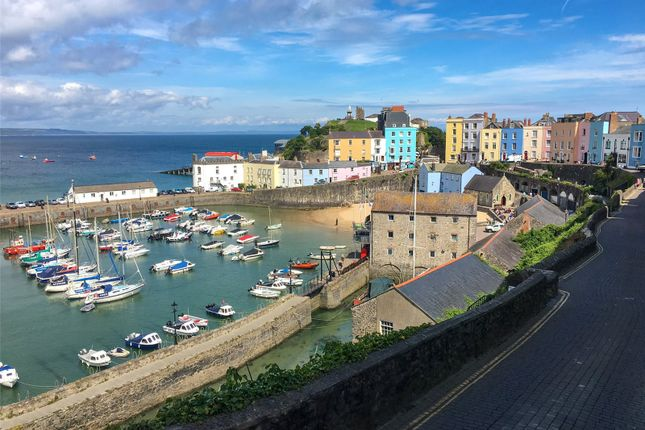 Thumbnail Flat for sale in Flat 2, Newbridge, Crackwell Street, Tenby