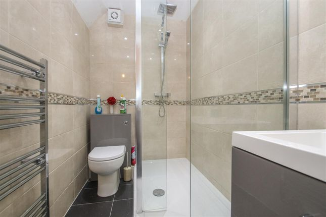 Shower Room of Sapphire Court, Eastern Esplanade, Southend-On-Sea SS1