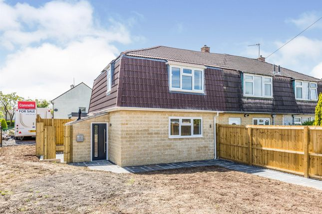 Thumbnail End terrace house for sale in Dorester Close, Brentry, Bristol