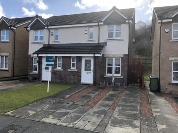 Thumbnail Semi-detached house for sale in Bowhouse Drive, Glasgow, Lanarkshire