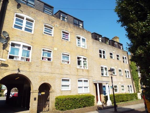 Thumbnail Flat for sale in Cranbury Terrace, Southampton, Hampshire