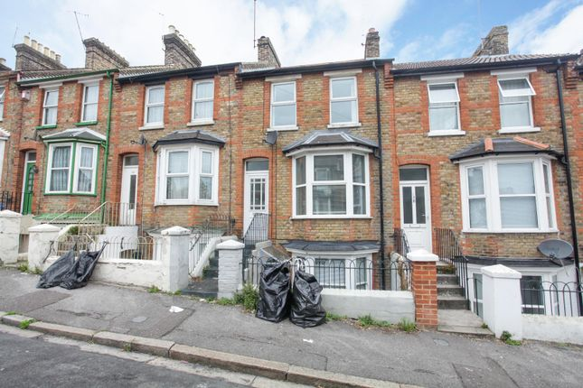 Thumbnail Terraced house to rent in Percy Road, Ramsgate