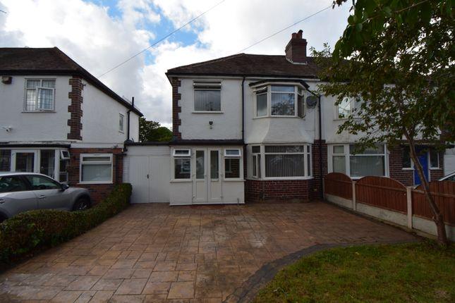 3 bed semi-detached house to rent in Beechcroft Avenue, Hall Green, Birmingham B28