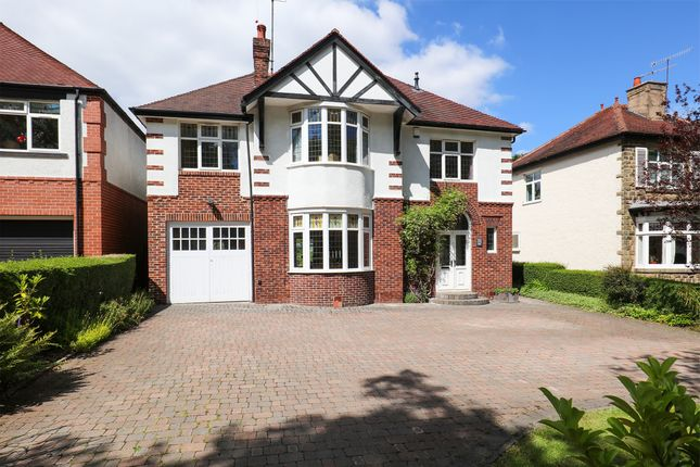 Thumbnail Detached house for sale in Whirlowdale Road, Sheffield