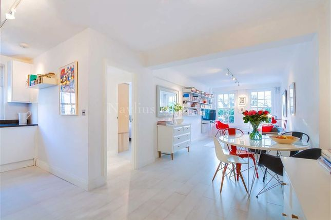 Thumbnail Flat to rent in Eton College Road, Belsize Park