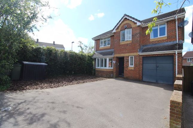 Thumbnail Detached house for sale in Simmonds View, Stoke Gifford, Bristol