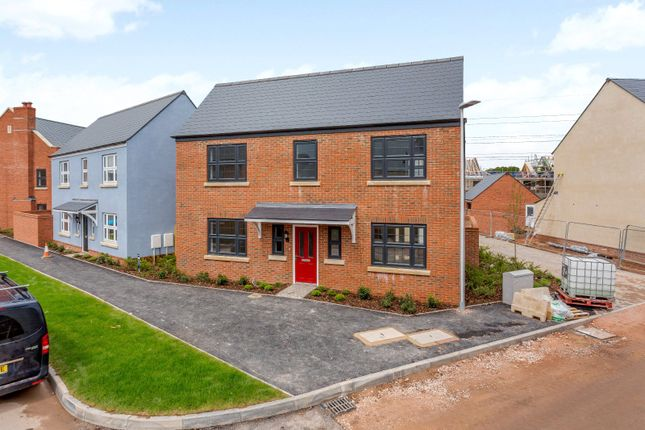 Thumbnail Detached house for sale in Seabrook Orchards, Topsham Road, Topsham, Exeter, Devon